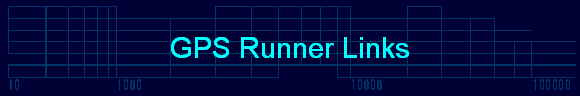 GPS Runner Links